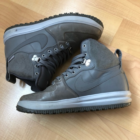 best website 4545f 496e8 ... germany nike sko air force one sneaker boot poshmark poshmark boot  820d5c 30f61 bc208